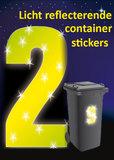 containerstickers neon fluor